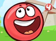 الكرة الحمراء 4 المجلد 1